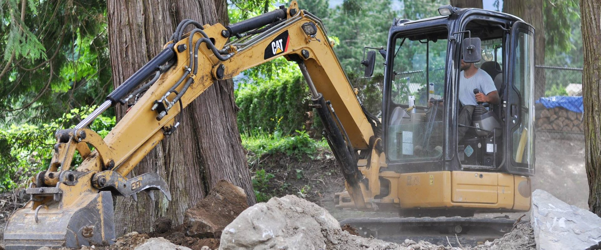 Chilliwack excavating contractors